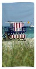 South Beach Hand Towel