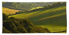 South Downs Bath Towel