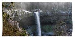 South Falls Shroud Bath Towel