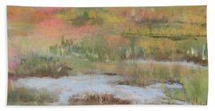 South Jersey Marsh Bath Towel