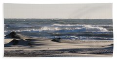 South Padre Island Surf Hand Towel
