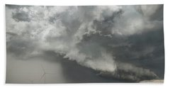 South Plains Hail Core Bath Towel