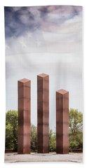 Southeastern Wisconsin Vietnam Veterans Memorial Hand Towel