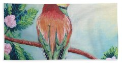 Southern Bee-eater Hand Towel