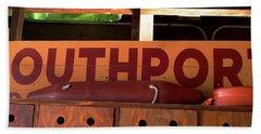 Southport  Ct Bath Towel