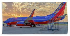 Southwest Airlines - The Winning Spirit Bath Towel