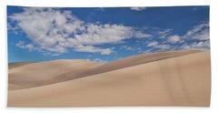 Southwest Sands Of Colorado Hand Towel
