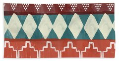 Southwestern 1- Art By Linda Woods Bath Towel