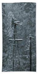 Southworth Windmill Snow Bound Bath Towel