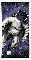 Spaaaaace Bath Towel
