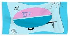 Space Age Camper Bath Towel