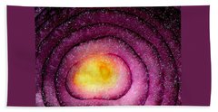 Space Allium Hand Towel