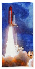 Space Shuttle - Pa Hand Towel