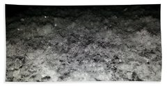 Bath Towel featuring the photograph Sparkling Darkness by Robert Knight