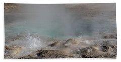 Spasmodic Geyser's Bubblers Bath Towel