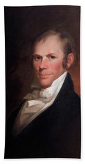 Speakers Of The United States House Of Representatives, Henry Clay, Kentucky  Bath Towel