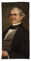 Speakers Of The United States House Of Representatives, William Pennington, New Jersey  Bath Towel
