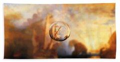 Sphere 11 Turner Bath Towel by David Bridburg