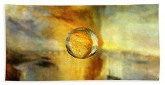 Sphere 26 Turner Bath Towel by David Bridburg