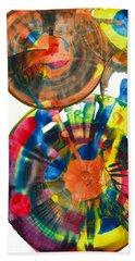 Sphere Series 967.030812 Bath Towel by Kris Haas
