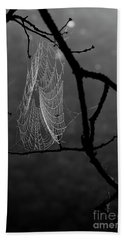 Spider Web Hand Towel