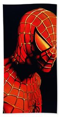 Spiderman Hand Towel