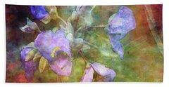 Spiderwort 1398 Idp_2 Bath Towel