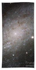 Spiral Galaxy, Ngc 300, Caldwell 70 Hand Towel