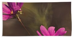 Spirit Among The Flowers Bath Towel