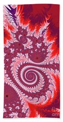 Spirit Of Fire Bath Towel