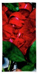 Spirit Of The Rose Hand Towel by Gina O'Brien