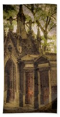 Paris, France - Spirits - Pere-lachaise Hand Towel
