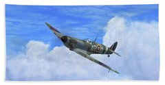 Spitfire Airborne Hand Towel