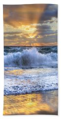 Splash Sunrise II Bath Towel
