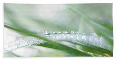 Splendor In The Grass Hand Towel