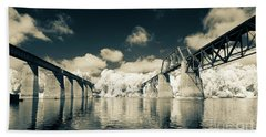 Congaree Trestles Cayce, Sc Hand Towel