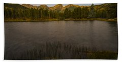Sprague Lake Bath Towel