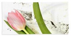 Spring Awakes Hand Towel by Marsha Heiken