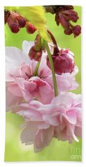 Spring Blossoms #8 Bath Towel by Kim Tran