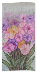 Spring Bouquet  Hand Towel