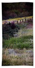 Spring Colors Hand Towel by Kelly Wade
