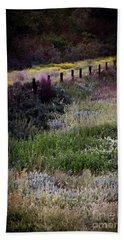 Spring Colors Bath Towel by Kelly Wade