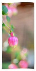 Hand Towel featuring the photograph Spring Comes To South Carolina by Corinne Rhode