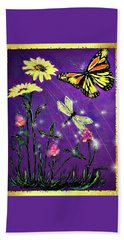 Spring Hand Towel by Desline Vitto