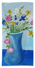 Spring Fantasy One Bath Towel