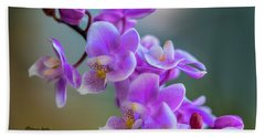 Bath Towel featuring the photograph Spring For You by Marvin Spates