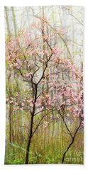 Spring In The Forest Hand Towel