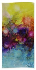 Spring Into Summer Hand Towel