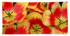 Spring Is Here Bath Towel