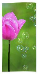 Spring Is Here Hand Towel